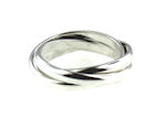sterling silver band ring style 39AA056