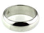 sterling silver band ring style 39AA085