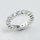 sterling silver eternity band 441a70131