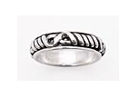 sterling silver spinner rings 45AT354