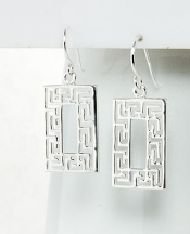 sterling silver matching earrings A70689
