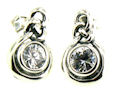 sterling silver celtic earring style A767-176