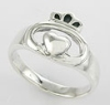 sterling silver claddagh ring style a767-81
