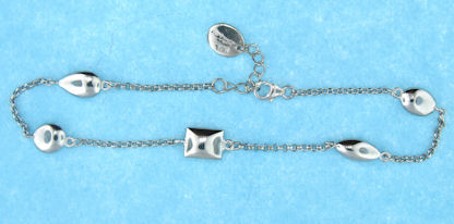 sterling silver anklet AAHPA007