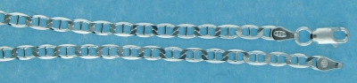 sterling silver anklet AASS0080