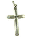 sterling silver cross pendant ABCP1071