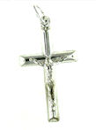 sterling silver cross pendant ABCP1100