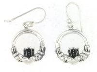 Model ACDC0001 Claddagh Earrings
