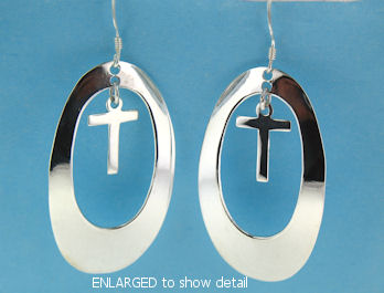 model AE7062511 wire earrings larger view
