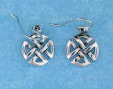 sterling silver earrings AECT0009