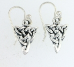 sterling silver celtic earrings AECT-002