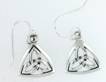 sterling silver celtic earrings AECT-005