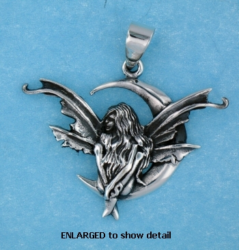 AFS0006 Fairy Pendant ENLARGED