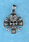 Model AGP706606 Gothic pendant with cross