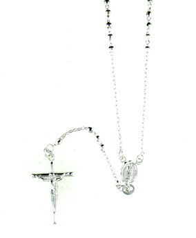 Rosary Necklace AN011