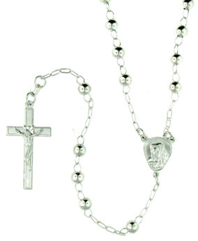 Rosary Necklace ANKR5MMR