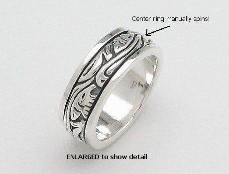 AR0008 spinner ring