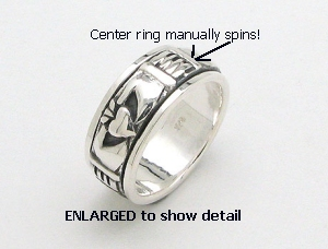 AR0029 spinner ring
