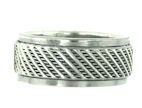 sterling silver spinner rings AR0043