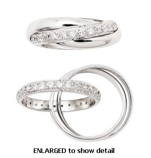 Model ARW485 CZ Ring