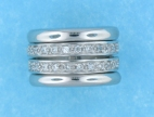 sterling silver Motion rings ARW620