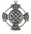 Silver Celtic Pendants