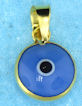 Evil Eye Pendant EECG002BLUE