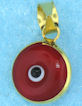 Evil Eye Pendant EECG002RED