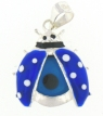 Evil Eye Pendant EEP035 BLUE