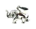 sterling silver elephant pendant ELP7063419