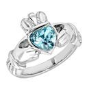 claddagh rings FBS0003 March