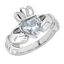 claddagh rings FBS0004 April