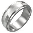 stainless steel spinner ring FNS003