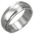 stainless steel Worry ring FNS015