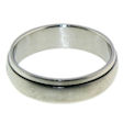 stainless steel Worry ring SRJ2286