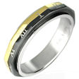 stainless steel Worry ring SSU011