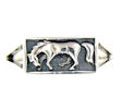 sterling silver horse ring WLR278