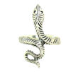 sterling silver snake ring style WSR248