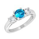December Birthstone Ring ZRJ4150
